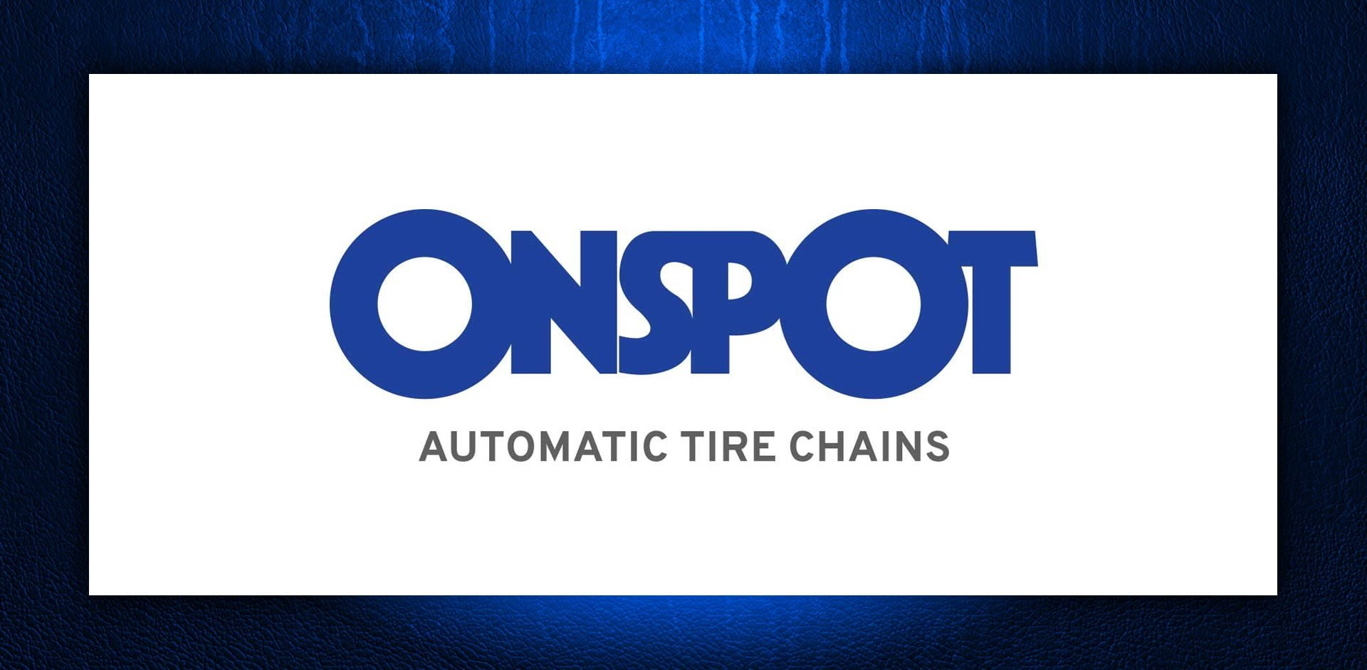 Onspot Automatic Tire Chains