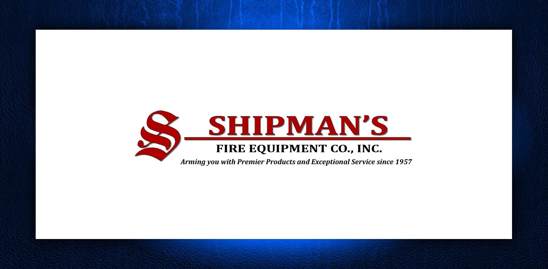 Shipman's Fire Equipment Co., Inc
