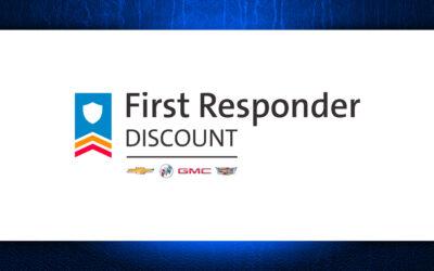 GM First Responder Program